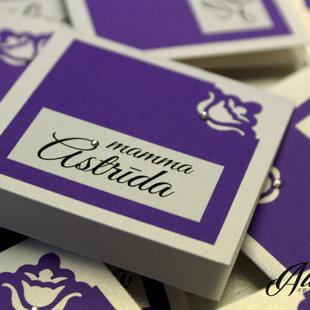 kods: 203 violets / cena: 0,90